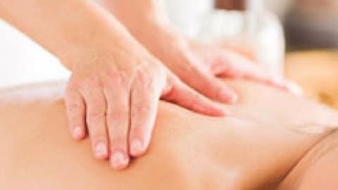 Waarom een massage goed is voor je